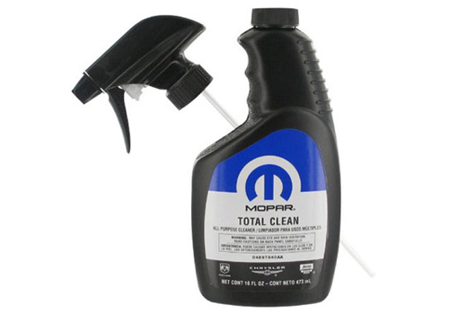 Mopar OEM Total Clean Deodorizer & Cleaner 16 Oz Spray