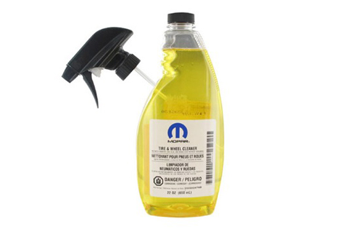 Mopar OEM Tire & Wheel Cleaner 22 Oz Spray