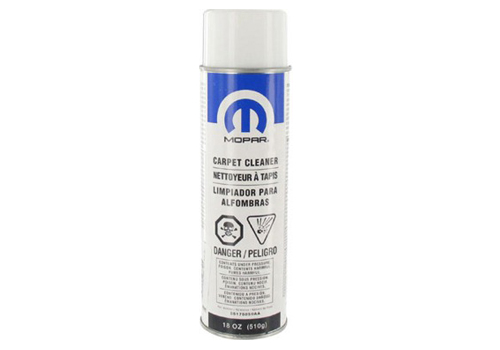 Mopar OEM Carpet Cleaner 18 Oz Aerosol Spray