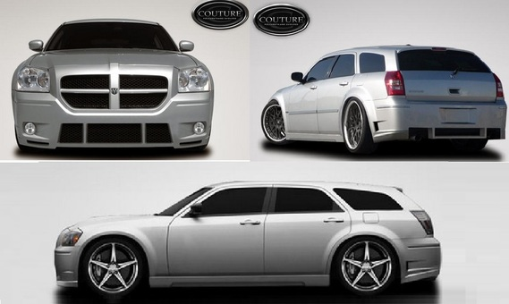 Couture Luxe Premium Body Kit 05-08 Dodge Magnum