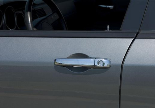 Putco Chrome Door Handle Covers 05-08 Dodge Magnum