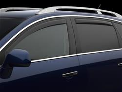 WeatherTech Lt. Smoke Side Window Deflectors 05-10 Chrysler 300