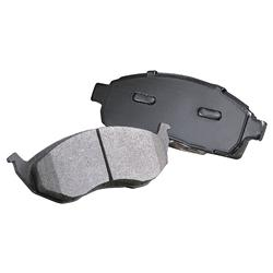 Auto Extra Semi-metallic Rear Brake Pads 02-18 Dodge Ram V6, V8