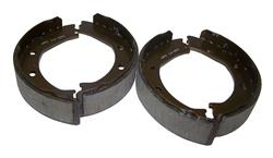 Crown Auto Parking Brake Shoes 02-08 Ram, 03-09 Durango, Aspen