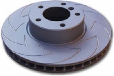EBC BSD Series Rear Slotted Rotors 02-19 Ram 1500 V8-V6