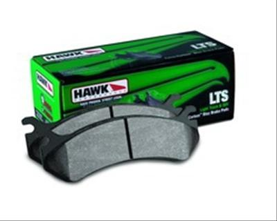 Hawk LTS Front Brake Pads 04-06 Dodge Ram SRT-10