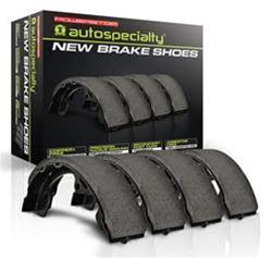 Power Stop Parking Brake Shoes 02-08 Ram, 03-09 Durango, Aspen
