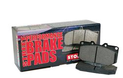 StopTech Sport Metallic Front Brake Pads 03-08 Dodge Ram HD, MC