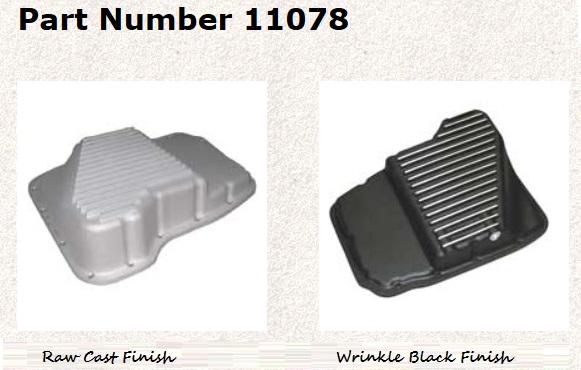 PML Stock Transmission Pan Dodge 45Rfe,545Rfe,68Rfe,66RFE,65RFE PML