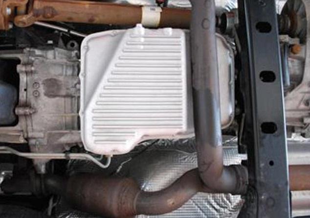 Dakota Durango Grand Cherokee Transmission Pan Filter /& Gasket Kit Mopar OEM