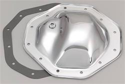 Chrome Steel Chrysler 12 Bolt 9.25 Rear Differential Cover