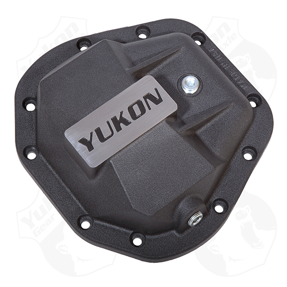 Yukon Hardcore Cover Dana 60 Rear Differential Ram SRT-10