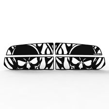 Custom Skull Style Grille Insert 13-15 Ram 1500, 2500, 3500 - Click Image to Close