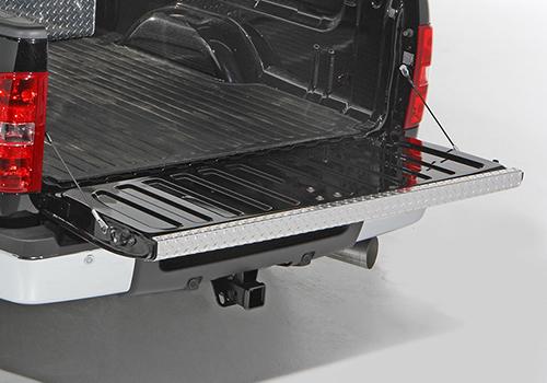 Dee Zee Diamond Plate Brite Tread Aluminum Tailgate Guard Dodge Ram 2143