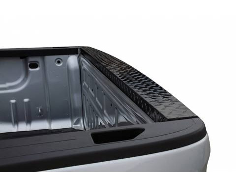 DeeZee Black Diamond-Tread Tailgate Protector 02-08 Dodge Ram