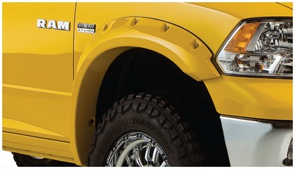 Bushwacker Pocket Style Fender Flare Kit 09-18 Dodge Ram 1500