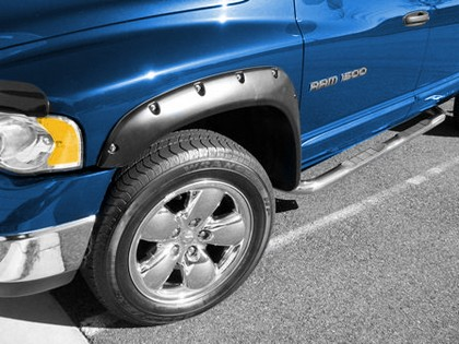 All Terrain Fender Flare Kit 02-05 Dodge Ram Pickup
