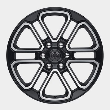 "Mopar 20"" Luxury Wheel 2019-up Dodge Ram 1500"