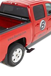 Bestop TrekStep Side Bed Steps 02-18 Dodge Ram Passenger Side