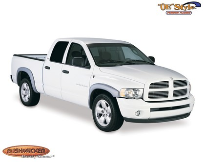 Buschwacker OE Style Fender Flare Kit 02-05 Dodge Ram Pickup