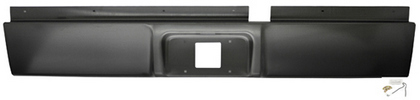 IPCW Steel Roll Pan with License Pocket 02-08 Dodge Ram