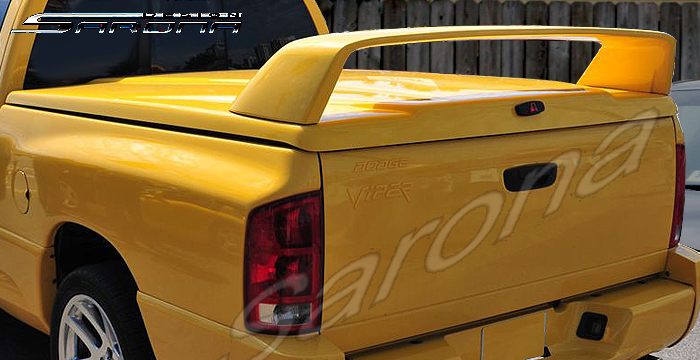 Sarona Daytona Style Tonneau Wing 94-up Dodge Ram