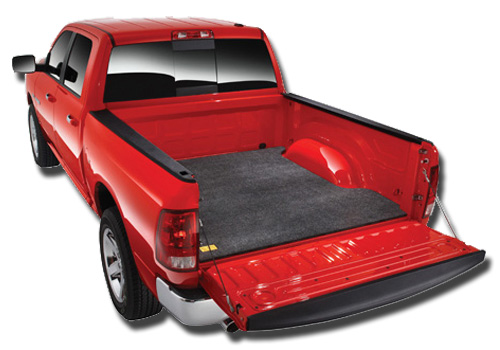 BedRug Bed Mat Rug 02-08 Dodge Ram Short Bed without Bed Liner
