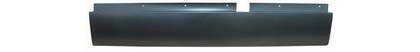 CCi Smooth Steel Rear Roll Pan 02-08 Dodge Ram