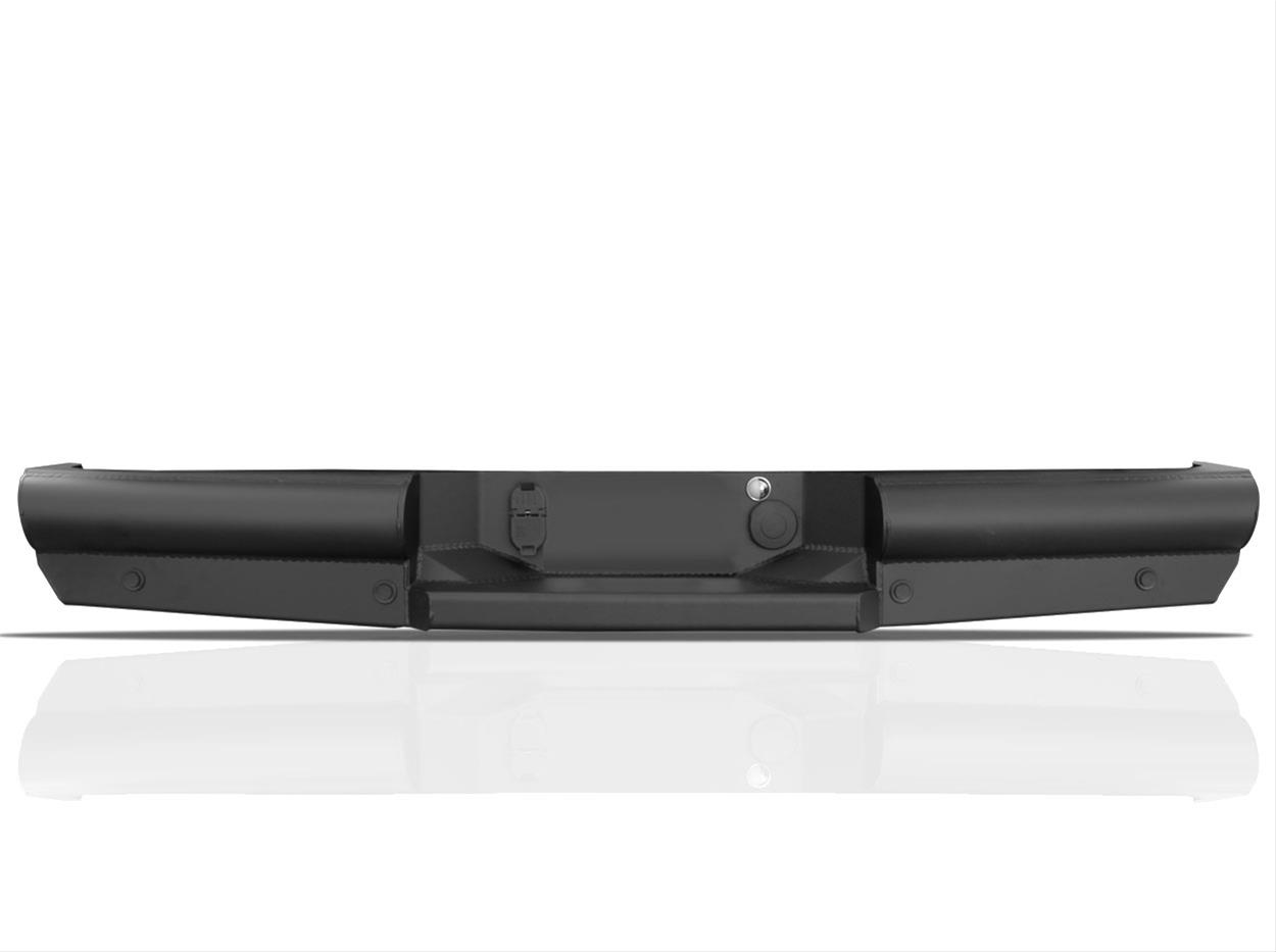 Fab Fours Elite Rear Bumper 2009-18 Dodge Ram