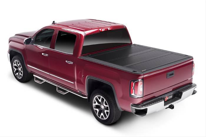 "BAK BakFlip FiberMax Hard Tonneau Cover 2019-up Ram 6'4"" Bed"