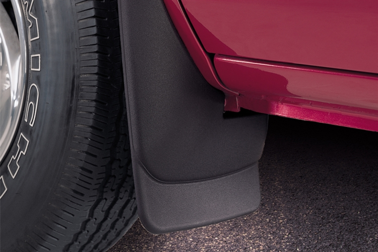 Husky Custom Front Molded Mud Flaps 09-18 Ram w/Factory Flares