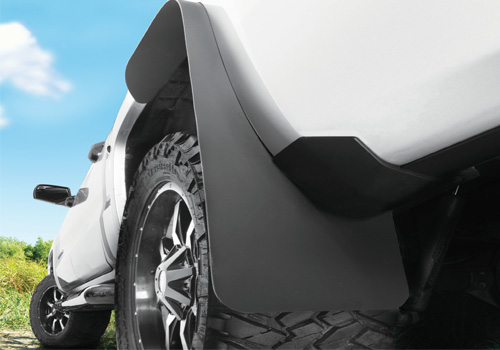 Husky 12x36 Long John Flare Mud Flaps Dodge-Chrysler-Jeep Truck
