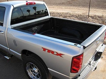 ICI Stainless Steel Bed Caps With Stake Holes 94-01 Dodge Ram SB