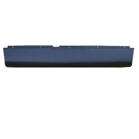 Smooth Fabricated Steel Roll Pan 02-08 Dodge Ram
