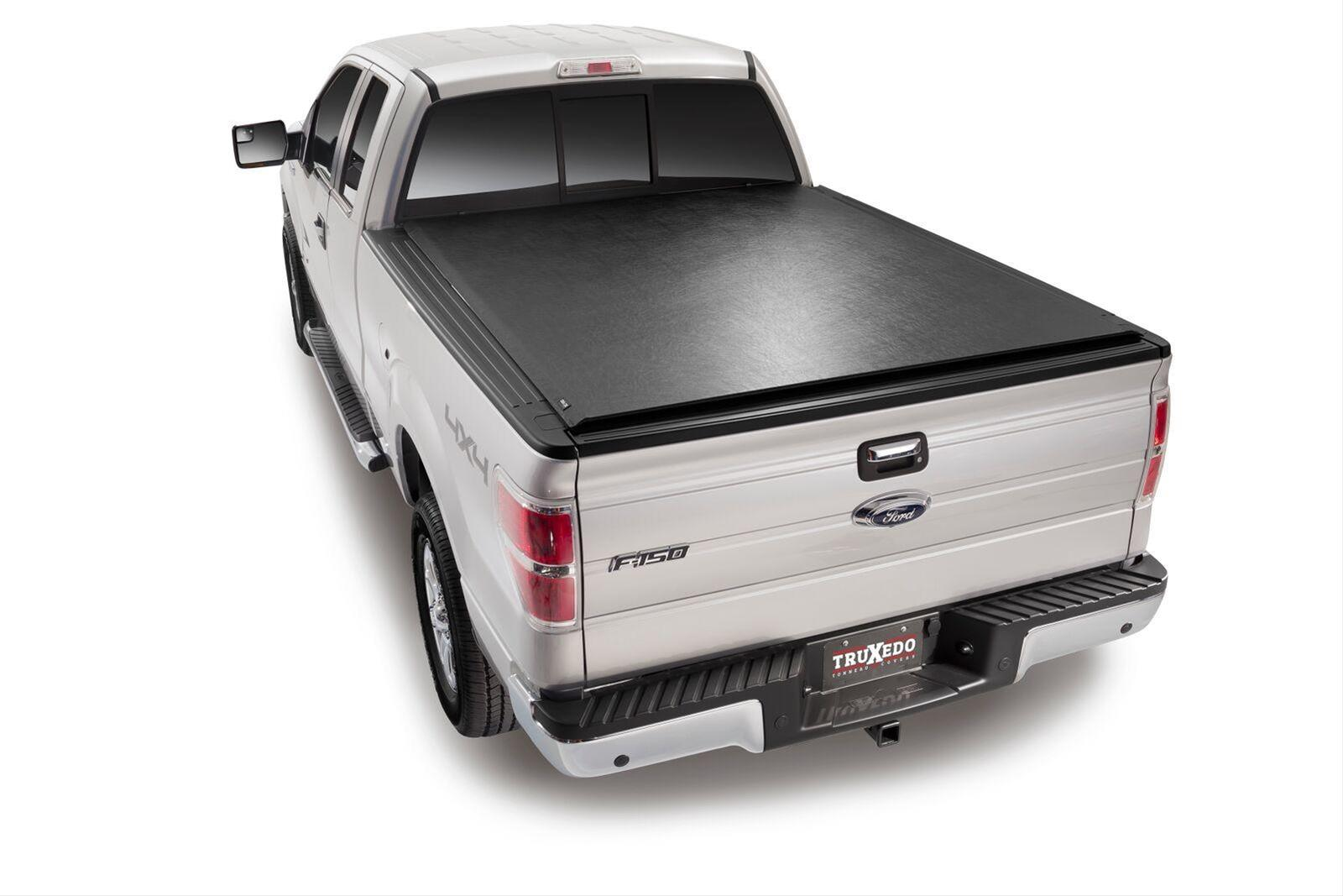 "TruXedo Duece Soft Tonneau Cover 2019-up Ram 6'4"" Bed"
