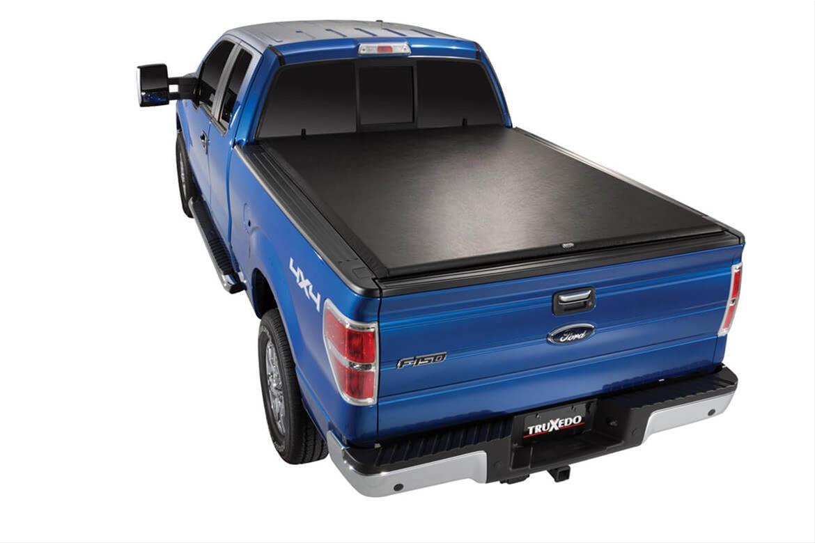 "TruXedo Edge Soft Roll Up Tonneau Cover 2019-up Ram 6'4"" Bed"