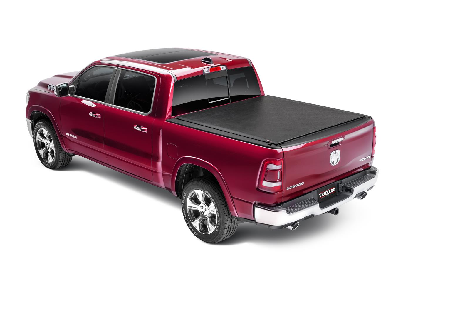 "TruXedo Lo Pro Soft Roll Up Tonneau Cover 2019-up Ram 6'4"" Bed"