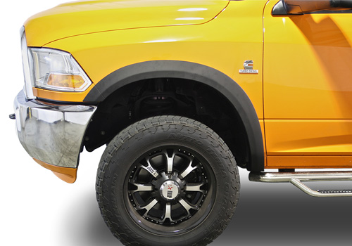True Edge Sportz Fender Flare Kit 02-09 Dodge Ran