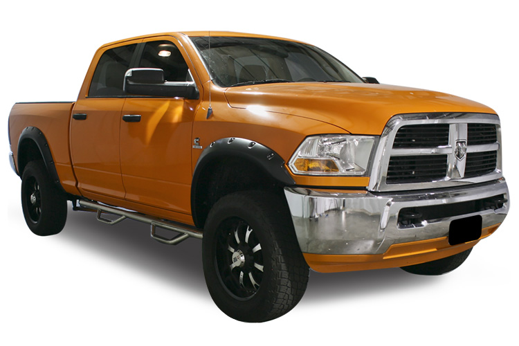 True Edge Rivetz Fender Flare Kit 10-18 Dodge Ram 2500-3500