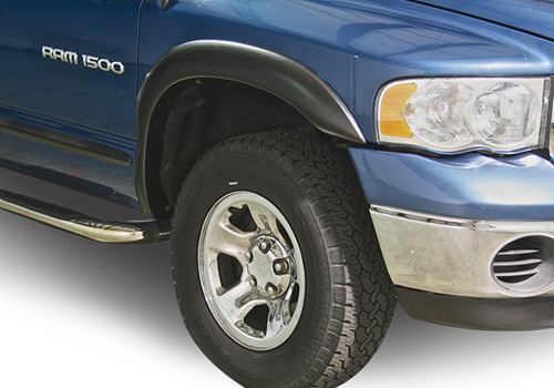 True Edge Streetz Fender Flare Kit 02-09 Dodge Ram
