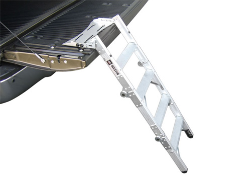 Westin Truck-Pal Tailgate Mount Bed Ladder