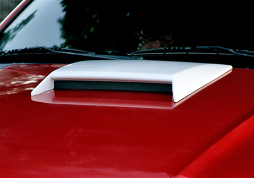 Xenon Large Hood Scoop