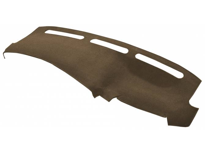 DashMat Taupe Velour Dash Cover 2019-up Ram Truck 1500