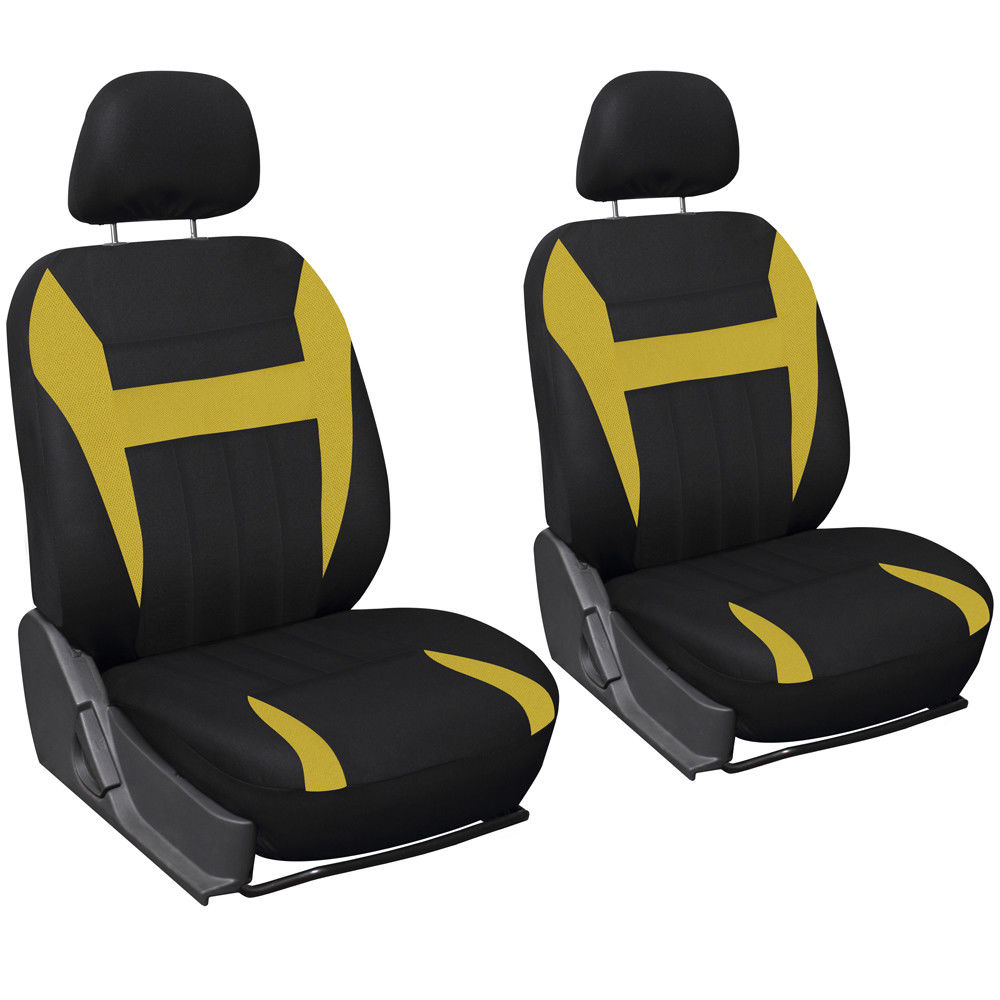 Covershield Cloth Front Seat Covers 02-08 Dodge Ram