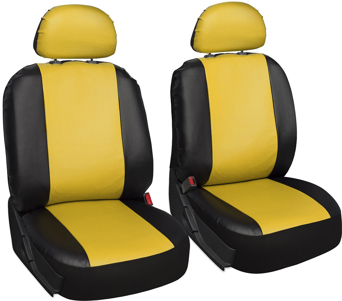 Covershield Leatherette Front Seat Covers 02-08 Dodge Ram