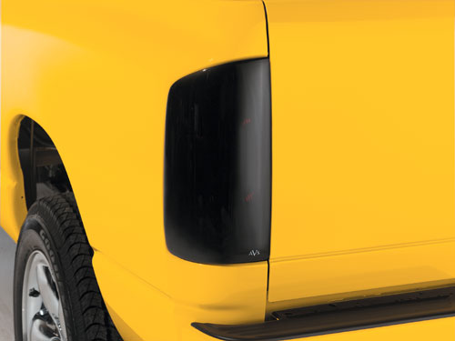 Auto VentShade Blackout Tail Light Covers 02-06 Dodge Ram
