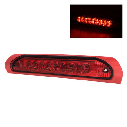 Xtune Red LED Third Brake Light 02-08 Dodge Ram - Click Image to Close
