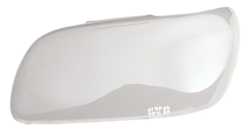GTS Clear Headlight Covers 02-05 Dodge Ram