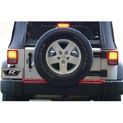 "Rampage 49"" LED Tailgate Light Bar With Reverse Lights"