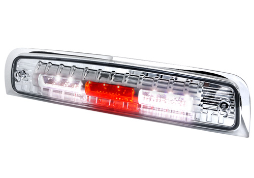 Spec D Chrome LED Third Brake Light 02-08 Dodge Ram